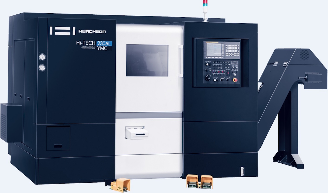 HWACHEON 230AL